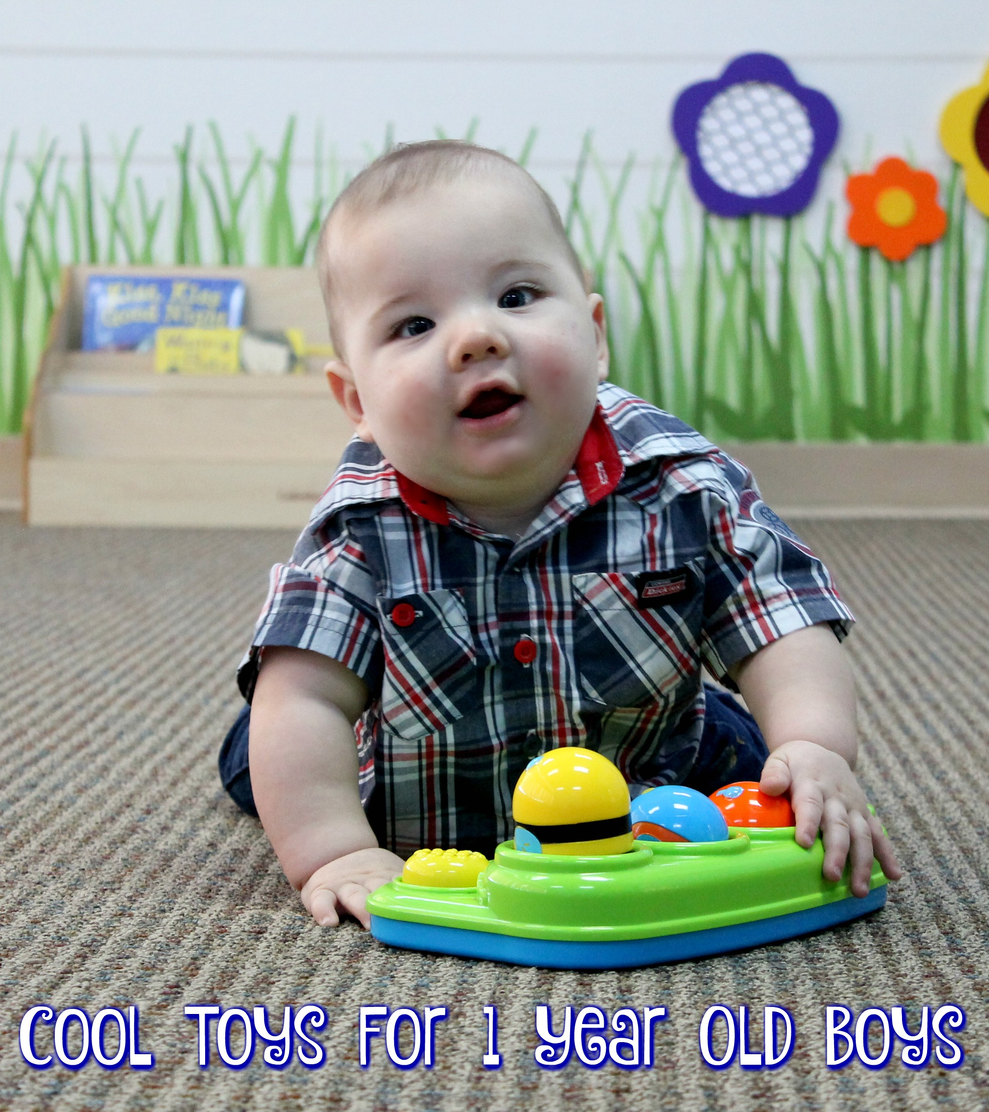 Toys For 1 Year Old : The ultimate list of cool toys for year old boys in