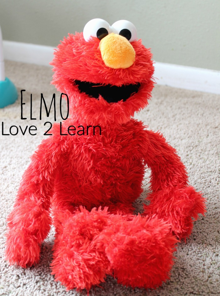 Elmo Love 2 Learn