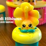 Shopkins Tropical Set Season 4 with Shopkins Hula Hut!
