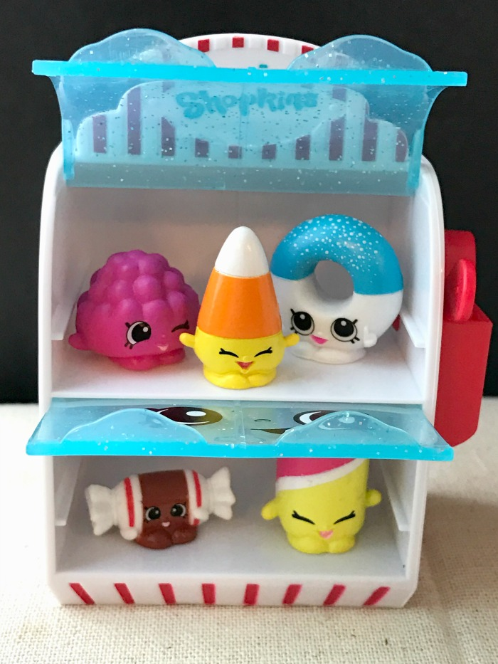 Shopkins Candy Store Season 4 Food Fair