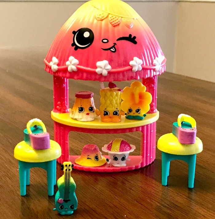 Shopkins Season 4 Tropical Set