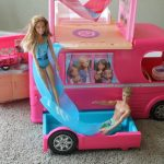 Every Girl Must Have The Barbie Pop Up RV
