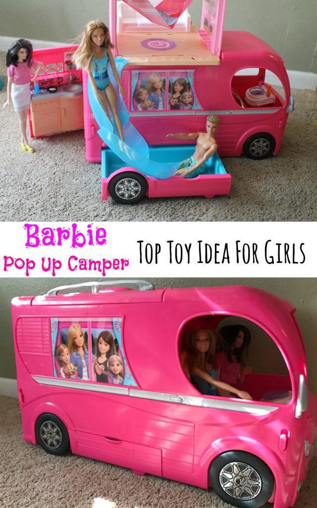 Barbie RV Camper Motorhome