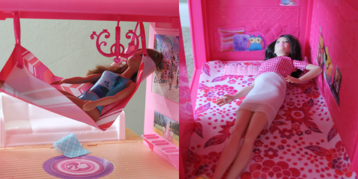 Cheapest Barbie Pop Up Camper