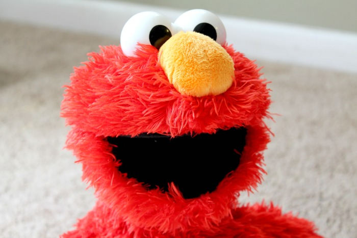 Love Learn Elmo Toy