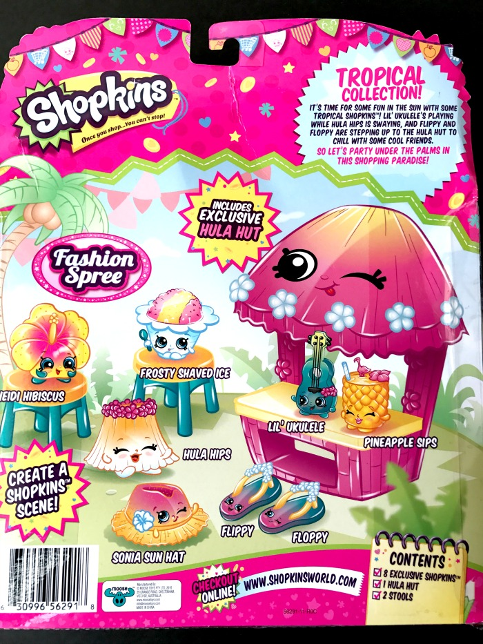 Shopkins Season 4 Fashion Pack