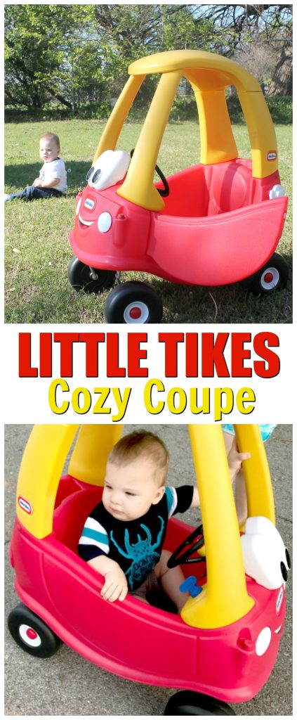 Little Tikes Cozy Coupe Outdoor Riding Car For Toddlers